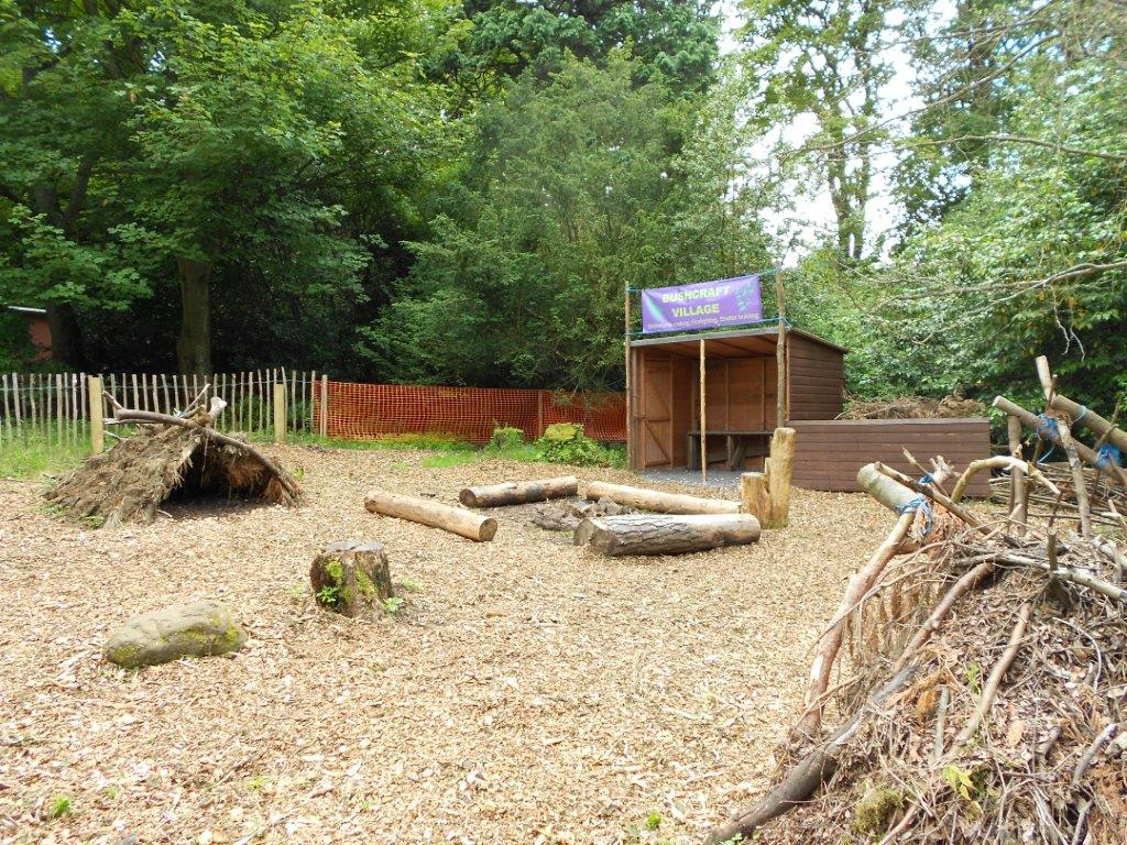 Bushcraft Village
