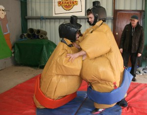 Sumo at Bonaly