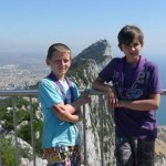 Scouts in Gibraltar