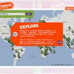 Globe Trekker website