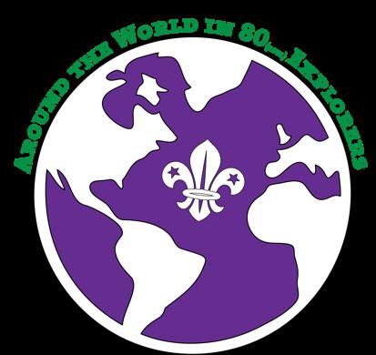 Explorer camp logo