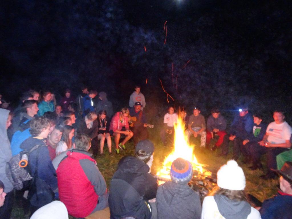 Explorers - Campfire