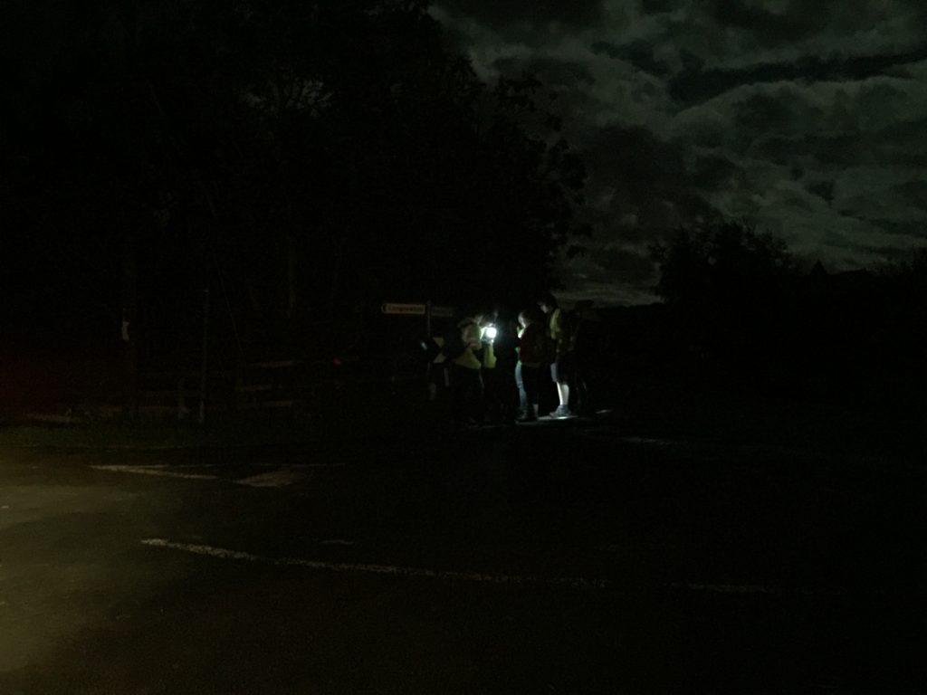 Explorers - Night Hike