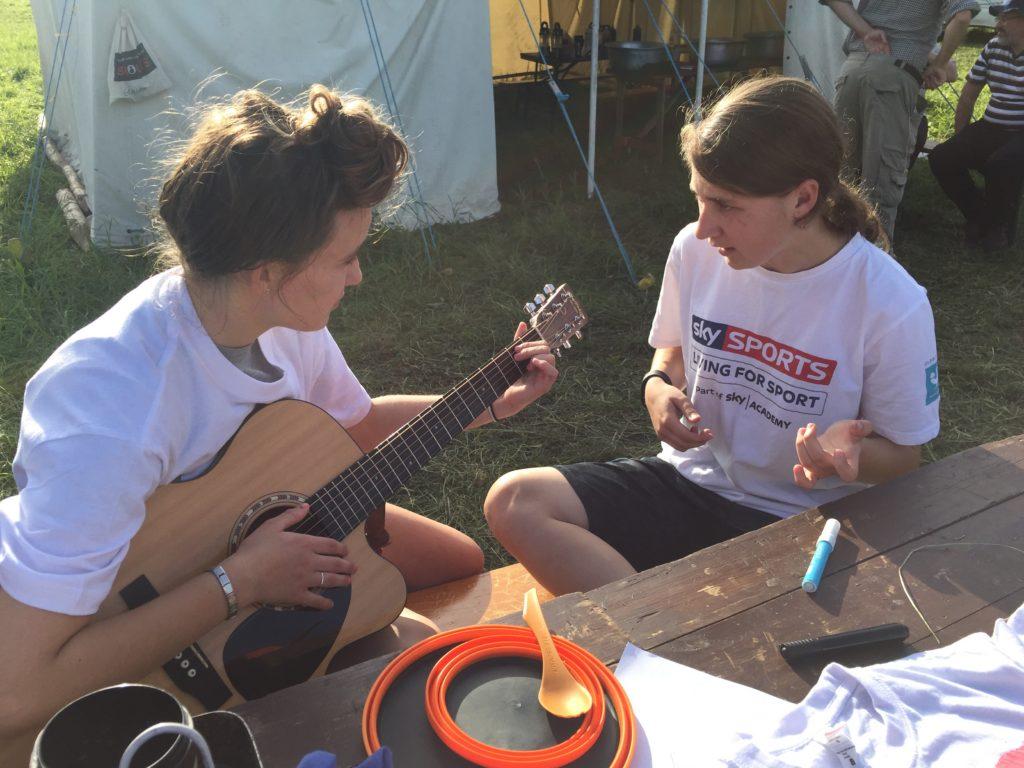 Explorers - Learning Guitar