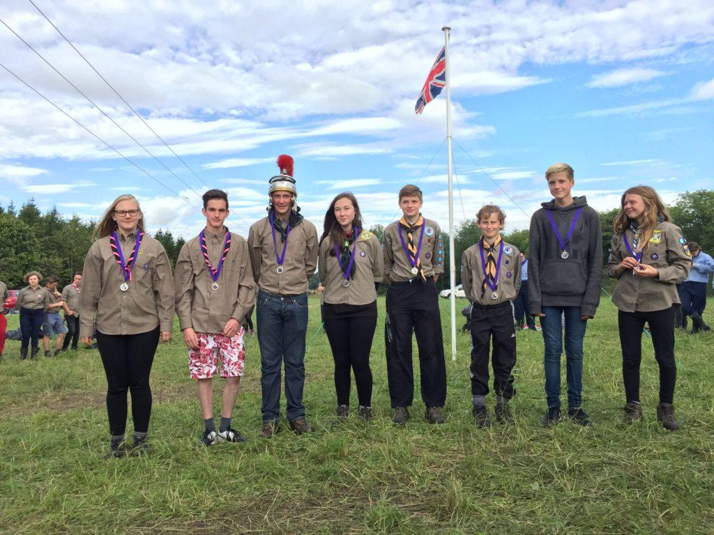 Explorers - Winners