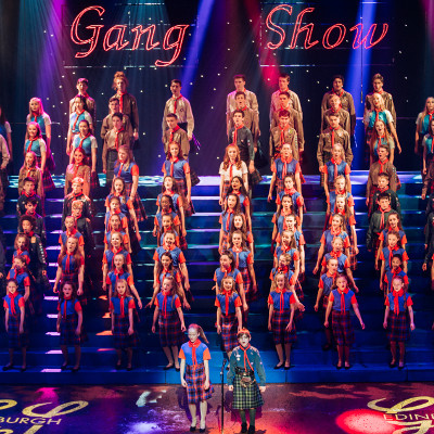 Gang Show auditions