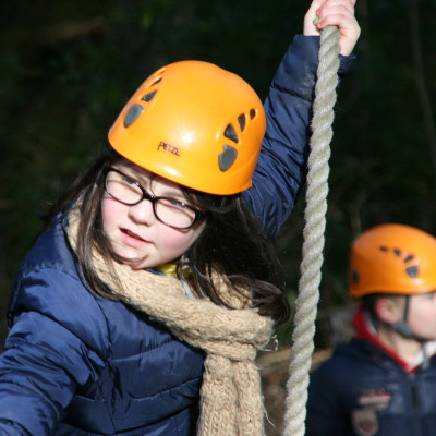 Bonaly Adventure School Autumn 2018