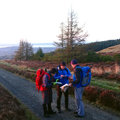 Hillwalking and climbing information