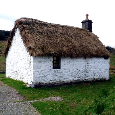 Belle's House - a Highland cottage