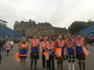 Edinburgh Tattoo 2018